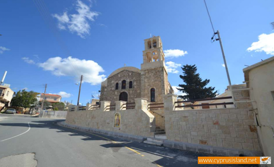 agia marina church anarita
