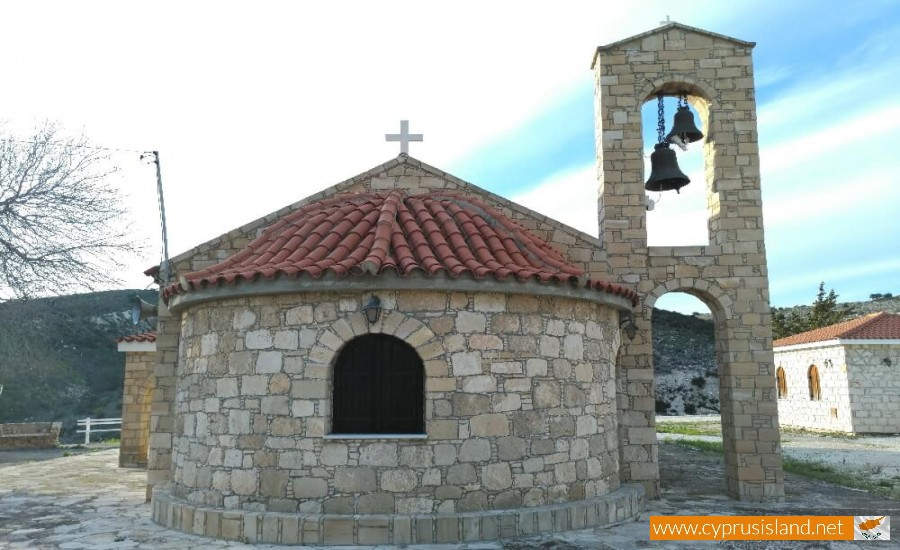 Agia Marina Church Paphos