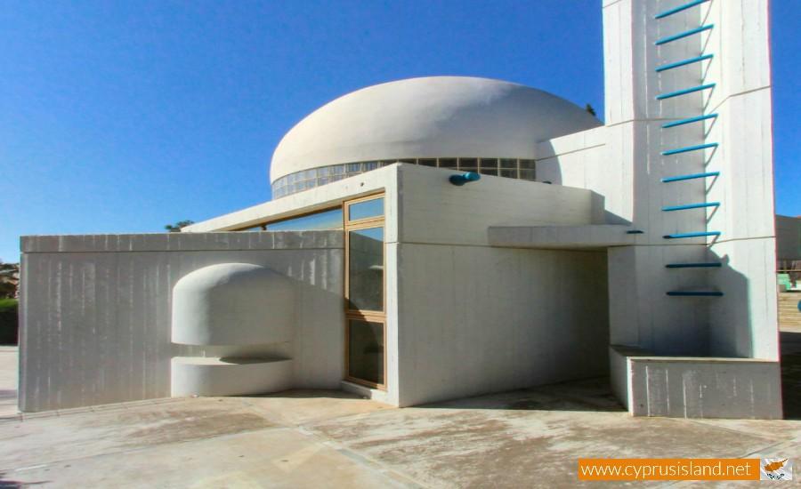 agia mavri chapel