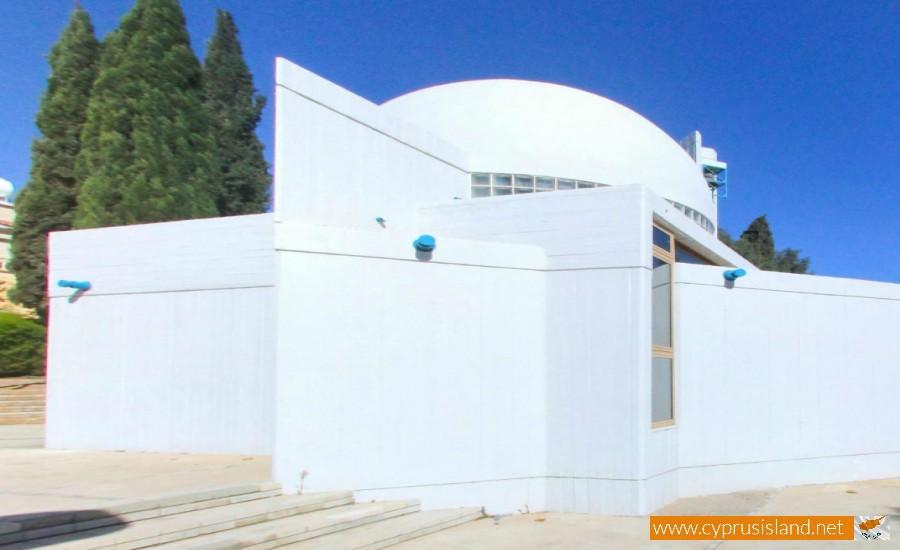 agia mavri church