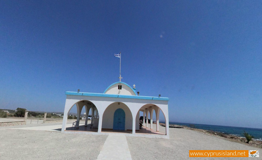 agia thekla chapel