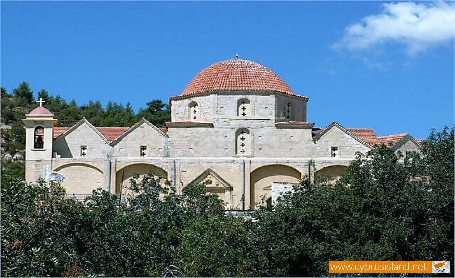 agia varvara church