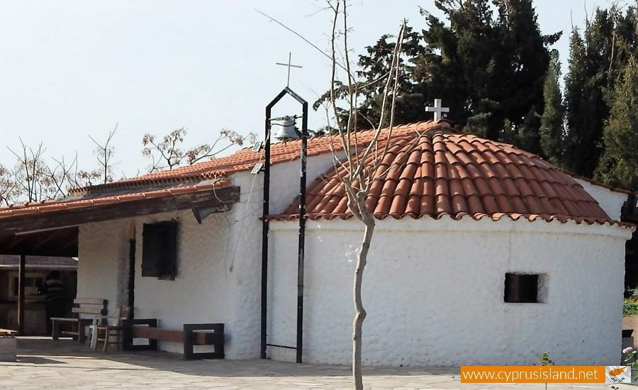 agia vryaini church