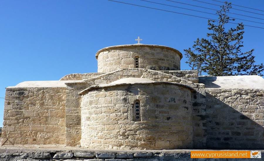 agios efstathios church