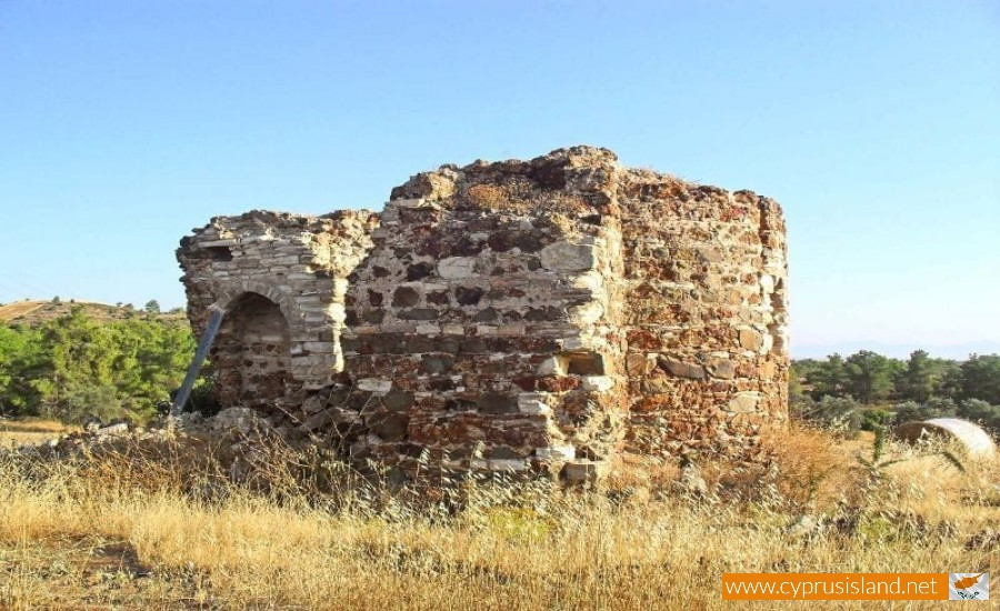 agios eftychios chapel