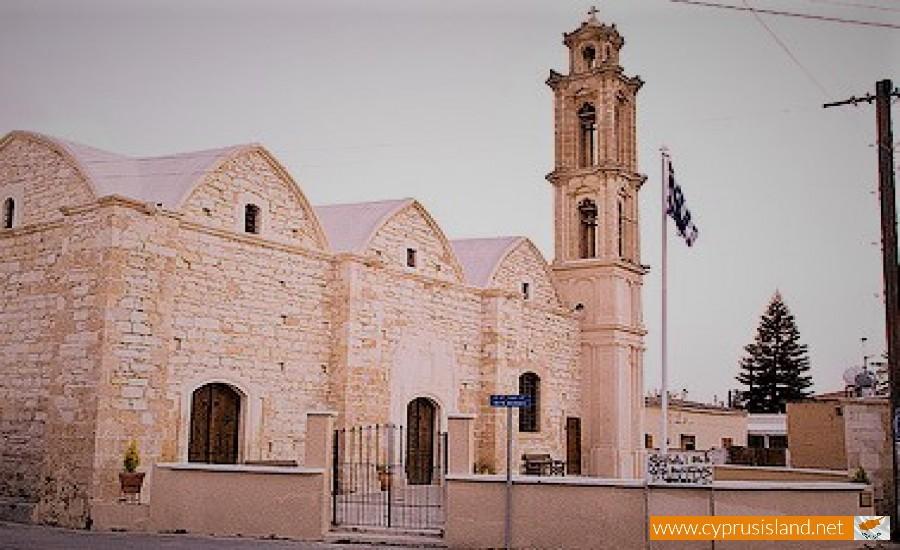agios georgios church athienou