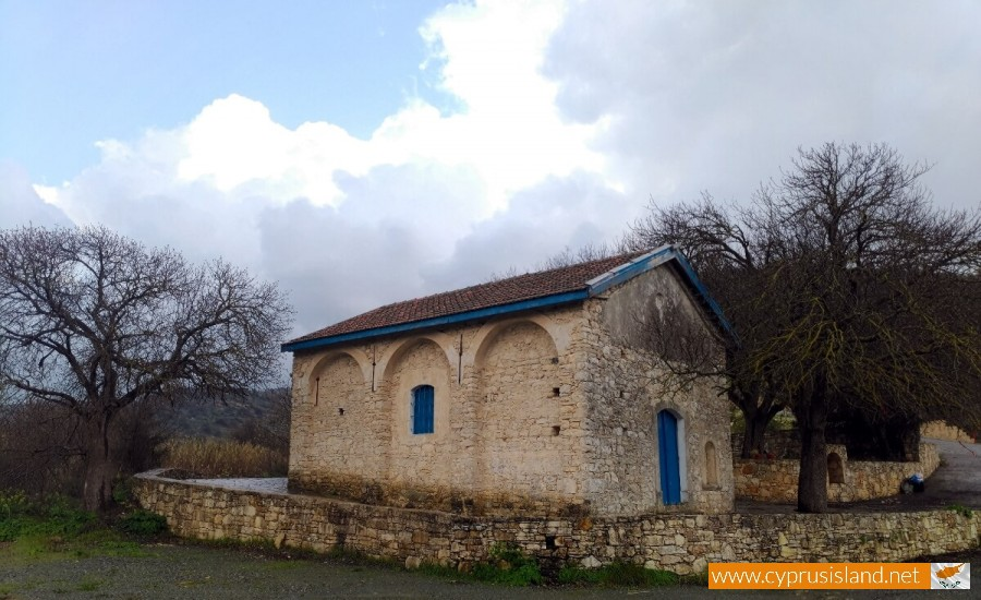 Agios Georgios Church Gerovasa-Trozena