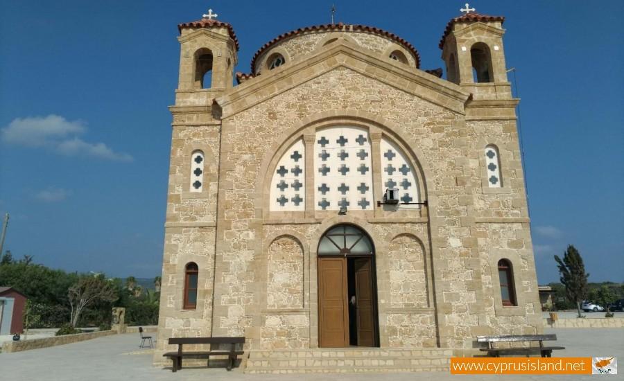 Agios Georgios Chapel in Peyia