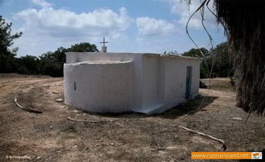 agios kononas chapel akamas