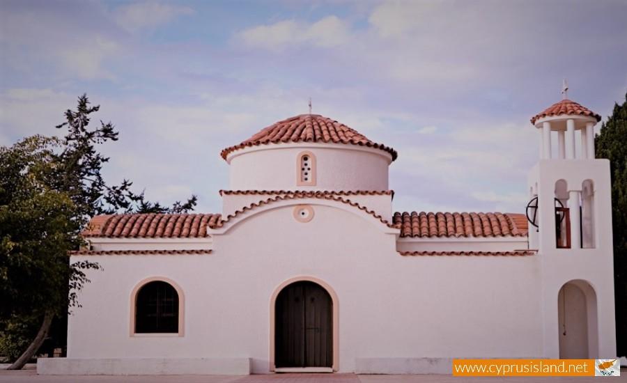agios kornilios chapel