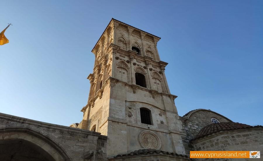 agios lazaros church larnaca cyprus