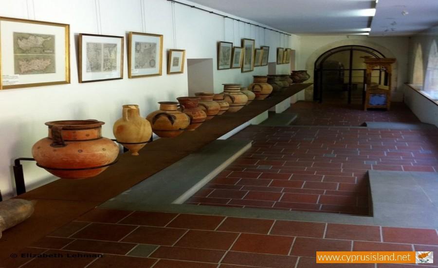 agios neophytos museum