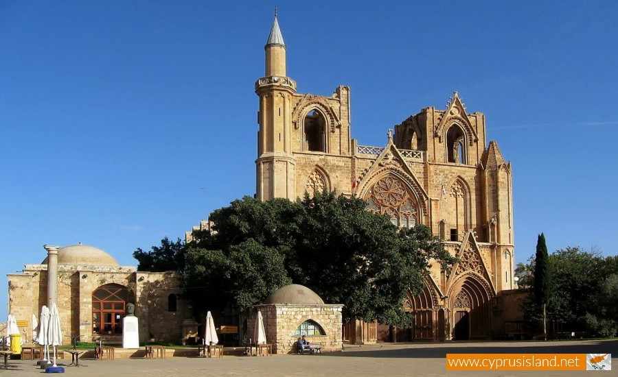 agios nikolaos cathedral famagusta