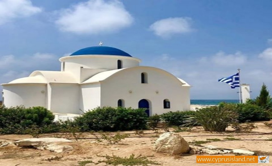 agios nikolaos chapel