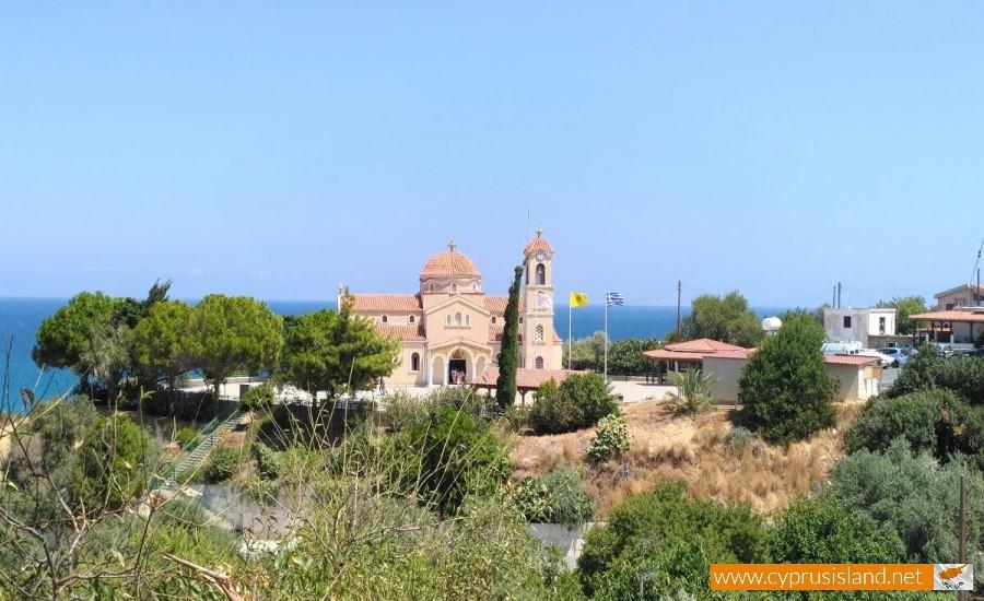Agios Raphael Church Pachyammos