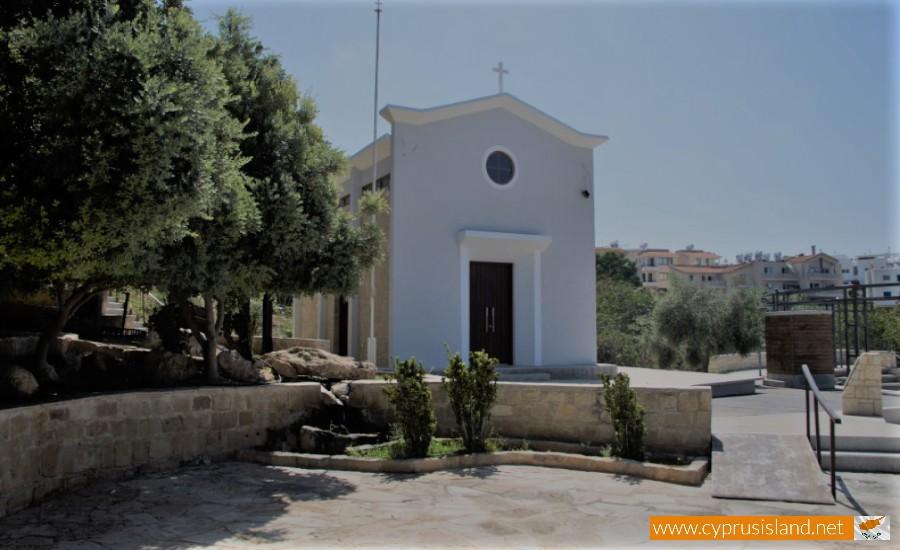 agios ypatios chapel