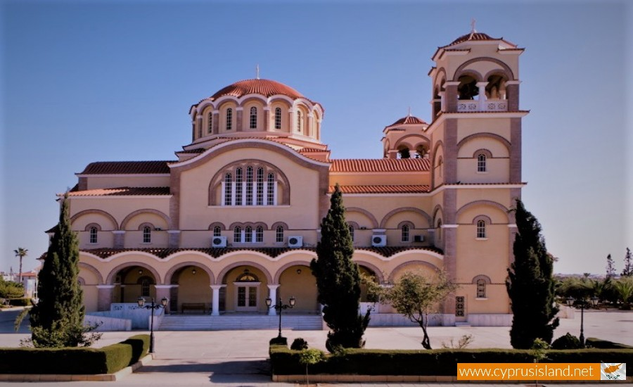 agiou dimitriou church