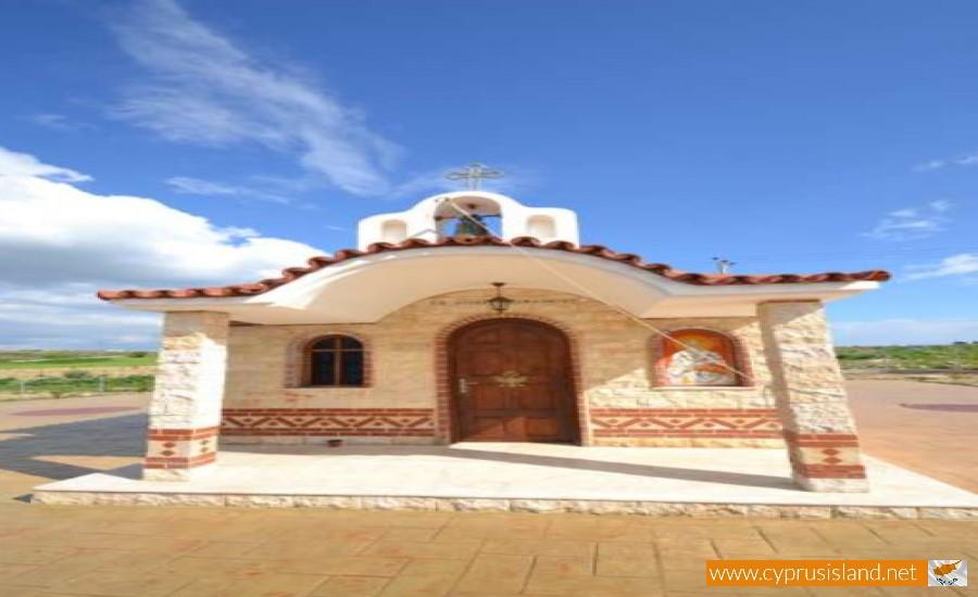 agiou epifaniou chapel