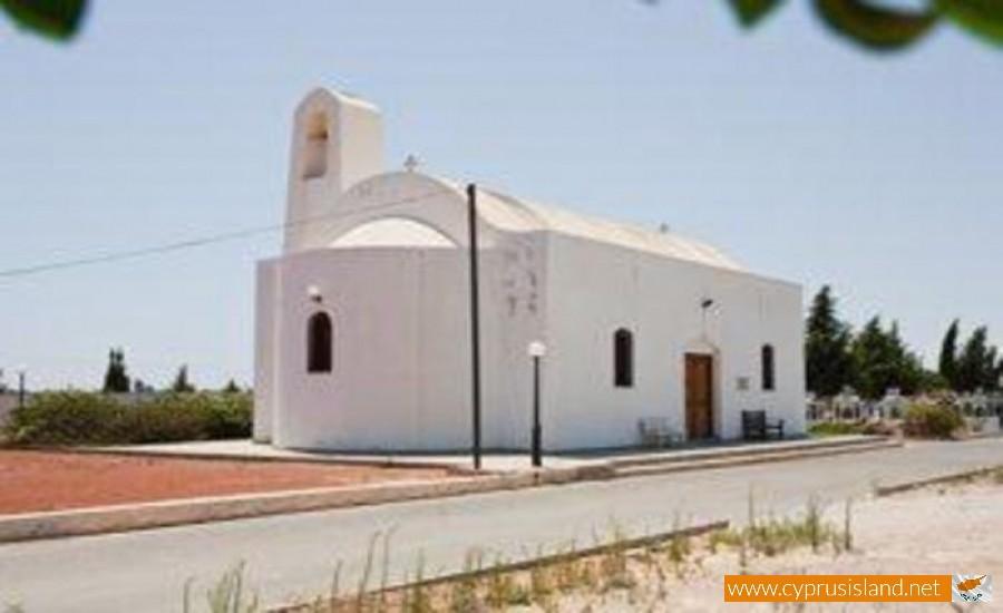 agiou fanouriou chapel