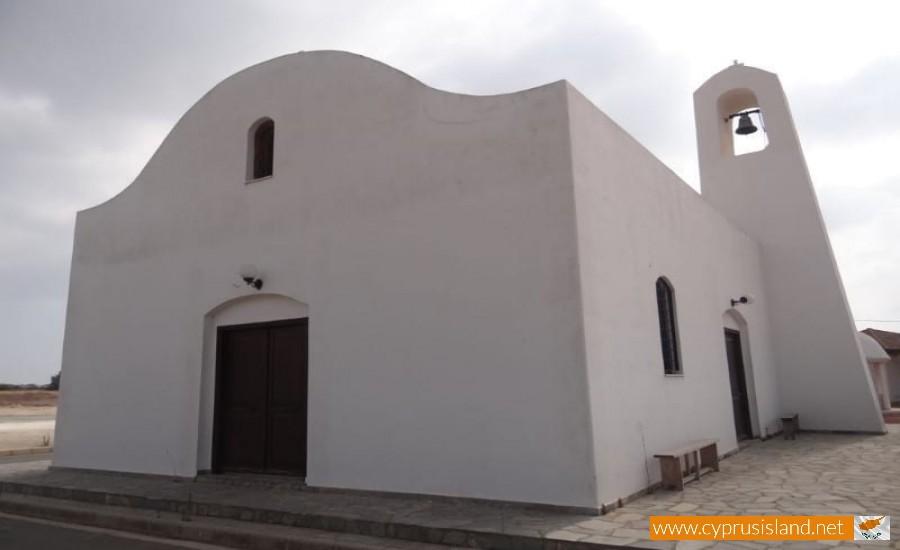 agiou fanouriou deryneia chapel