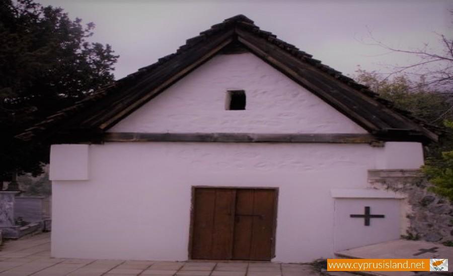 agiou georgiou chapel pedoulas