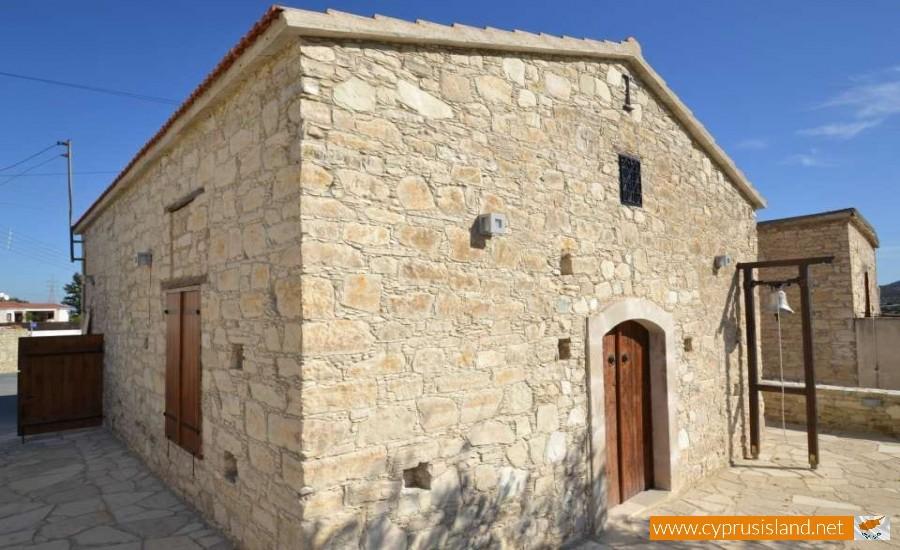 agiou georgiou chapel skarinou