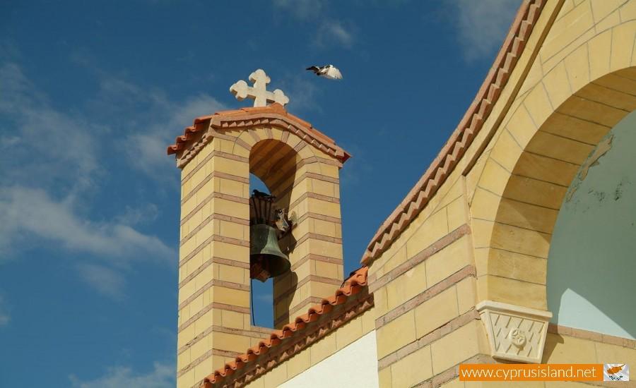 agiou georgiou church mazotos