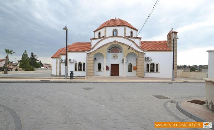 agiou georgiou church