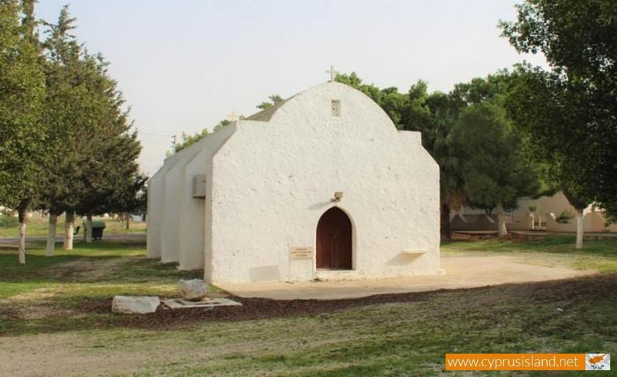 agiou konstantinou and eleni chapel