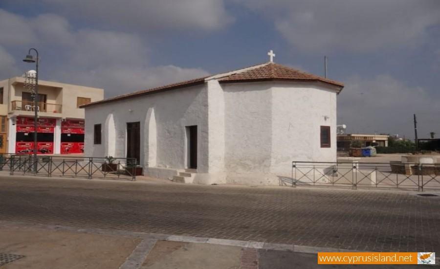 agiou modestou chapel deryneia