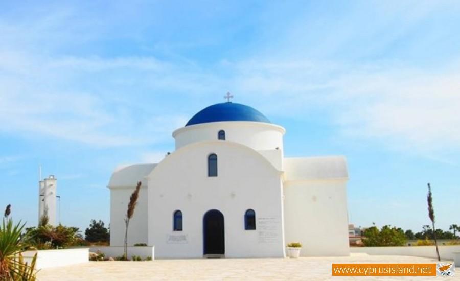 agiou nikolaou chapel