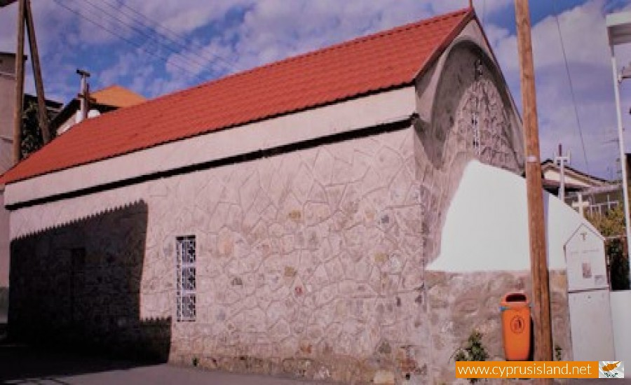 agiou onoufriou chapel