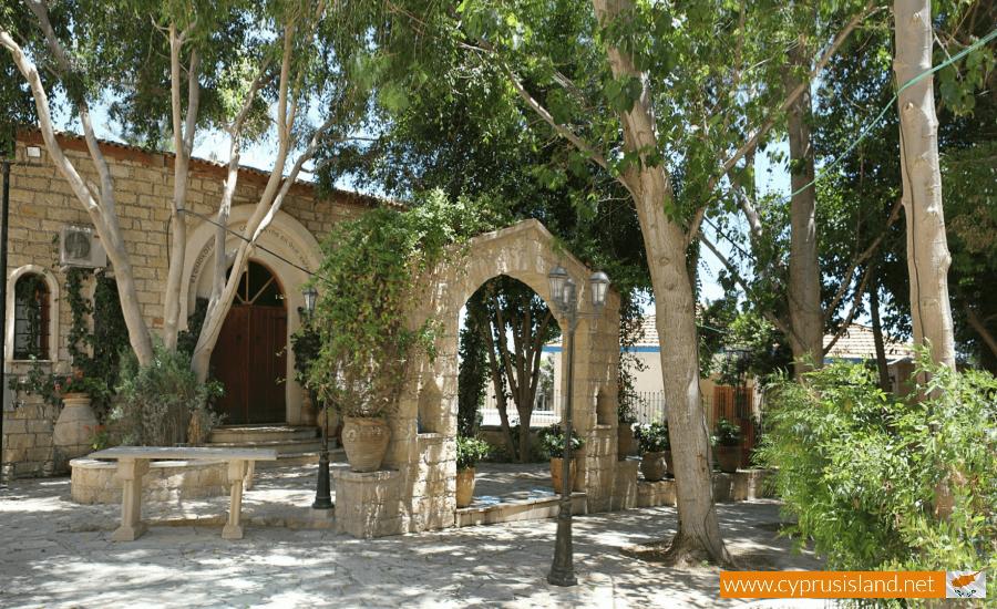 agiou prodromou church erimi