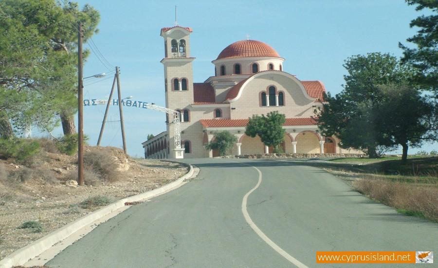 agiou xenophontos chapel