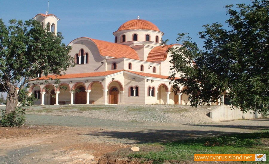 agiou xenophontos church