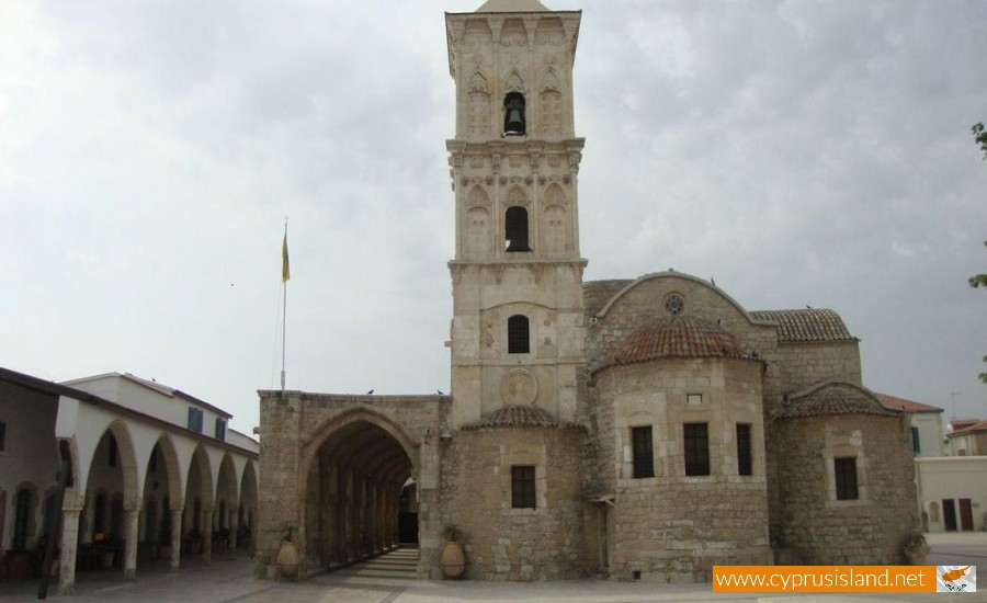 Agiou Lazarou Church 2