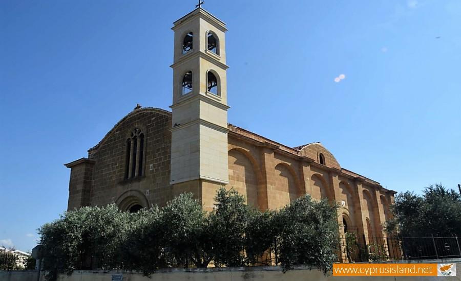 apostle louka church orounta