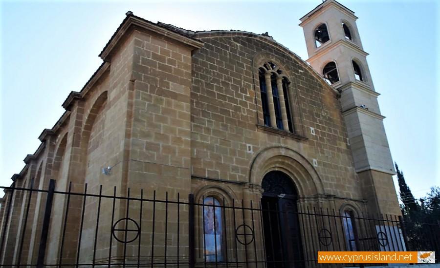 apostle louka church