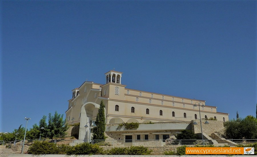 apostolos andreas church emba