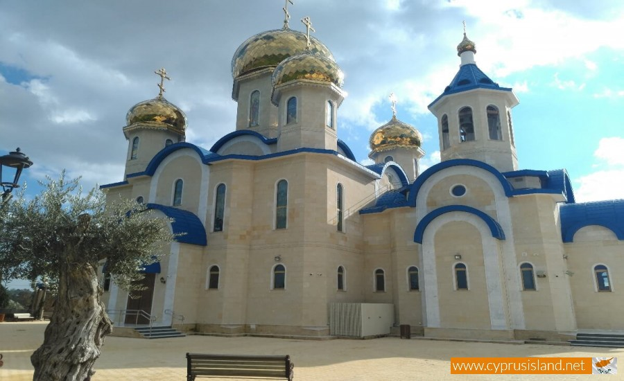 Apostolou Andrea Russian Church side view 3
