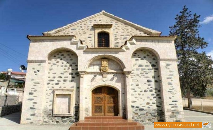 Archangelos Michael Chapel - Vyzakia