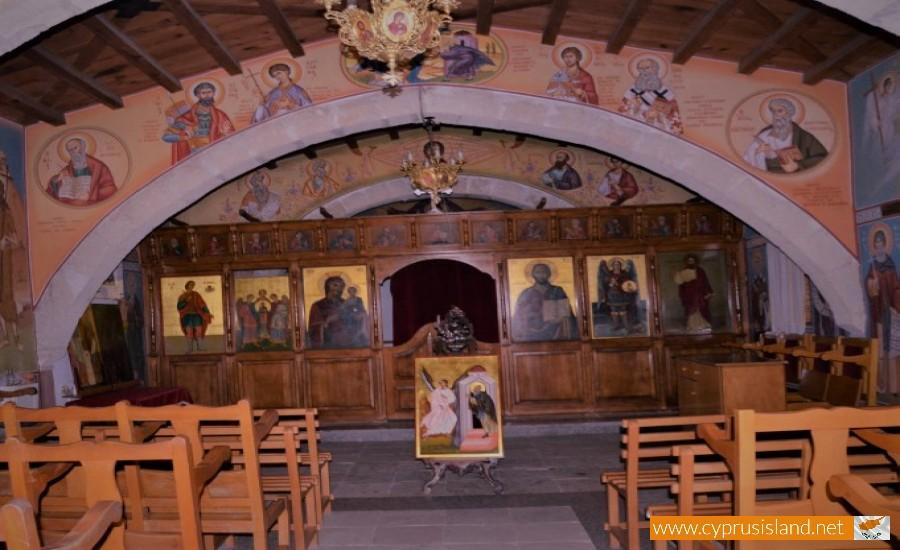 archangelos michael church paralimni