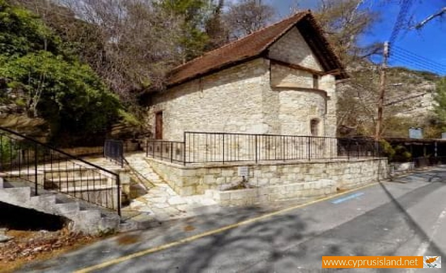 ayia mavri church