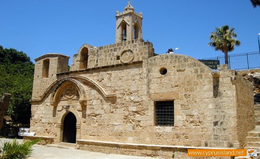 Ayia Napa Monastery 1