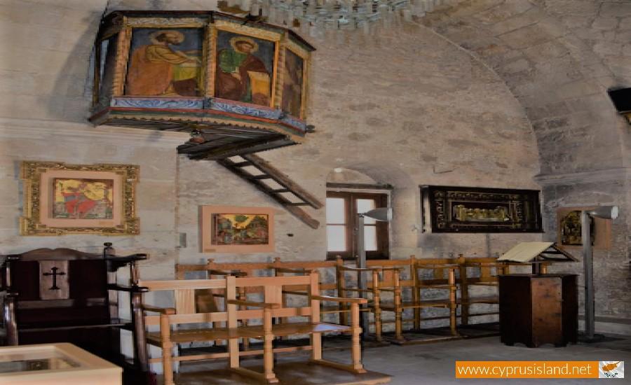 byzantine museum of tala