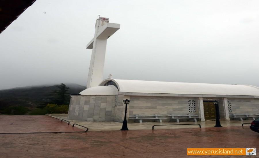 chapel timios stavros pedoulas