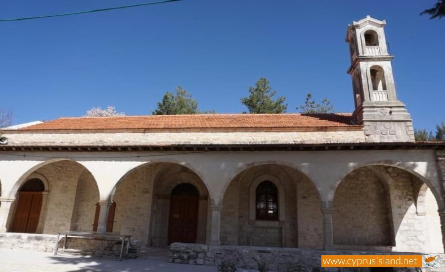 christou monogenous church