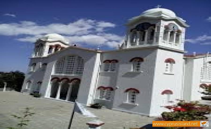 church of timios stavros pedoulas