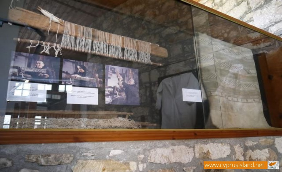 droushia weaving museum cyprus