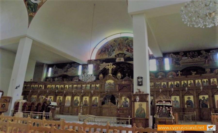 kakopetria church